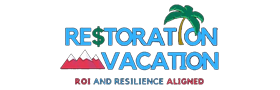 Restoration Vacation (logo)