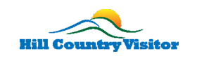 Texas Hill Country Visitor (logo)